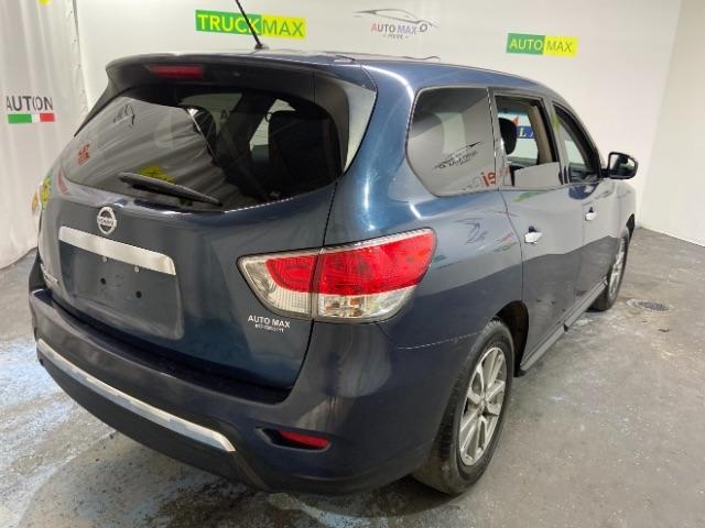 Nissan Pathfinder 2014 price $0