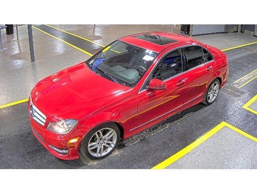 Mercedes-Benz C-Class 2013 price $0