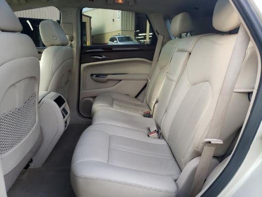Cadillac SRX 2014 price $0