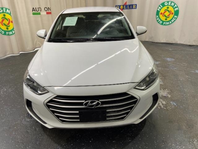 Hyundai Elantra 2017 price $0