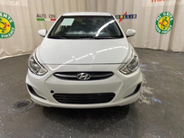 Hyundai Accent 2017 price $0