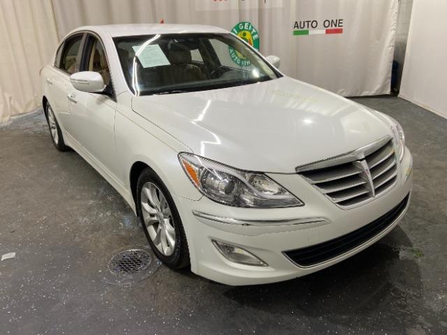 Hyundai Genesis 2013 price $0