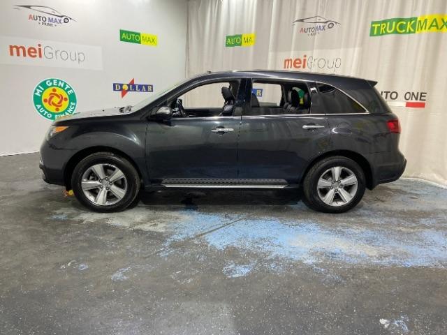 Acura MDX 2013 price $0