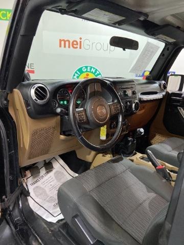 Jeep Wrangler 2012 price $0
