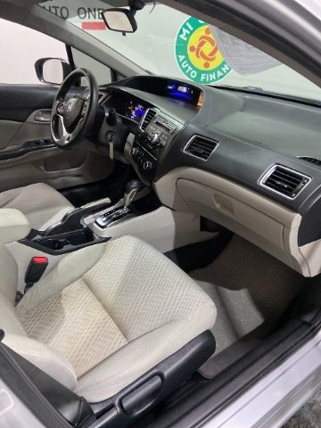 Honda Civic 2014 price $0
