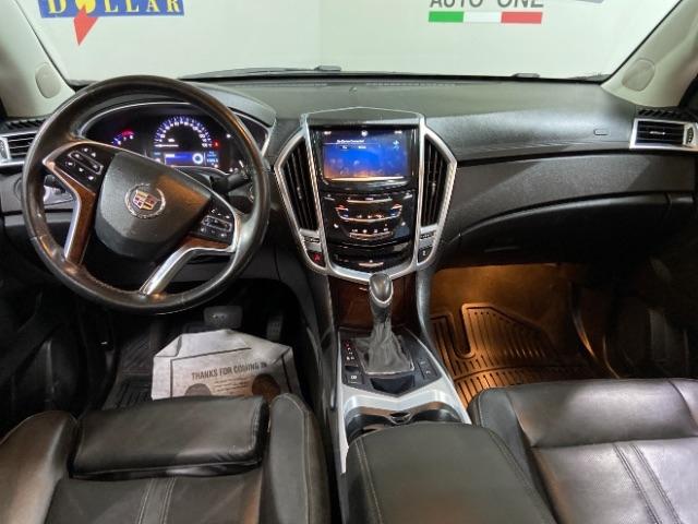 Cadillac SRX 2013 price $0