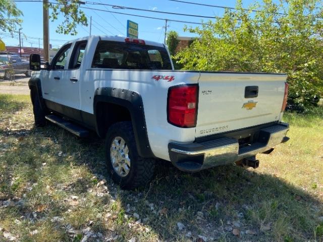 Chevrolet Silverado 2500HD 2015 price $0