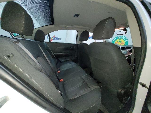 Chevrolet Sonic 2017 price $0