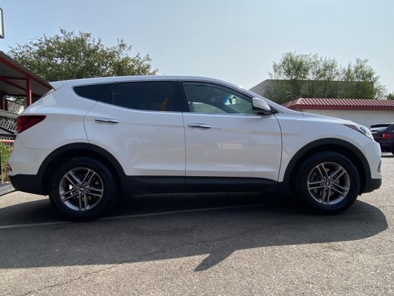 Hyundai Santa Fe Sport 2017 price $13,495