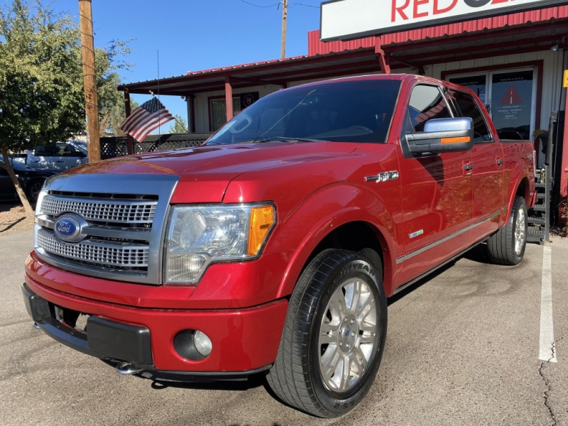 Ford F-150 2011 price $16,450