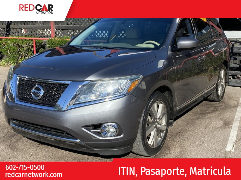 Nissan Pathfinder 2015 price $14,895