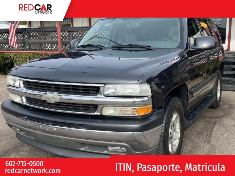 Chevrolet Tahoe 2006 price $6,395