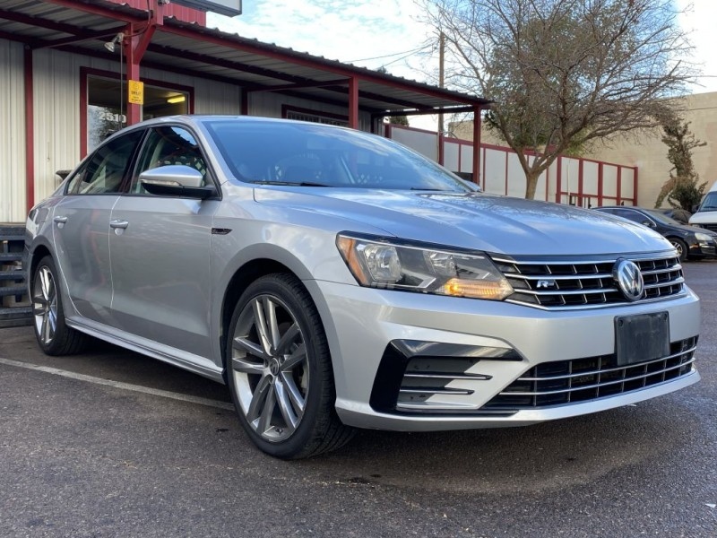Volkswagen Passat 2018 price $11,895