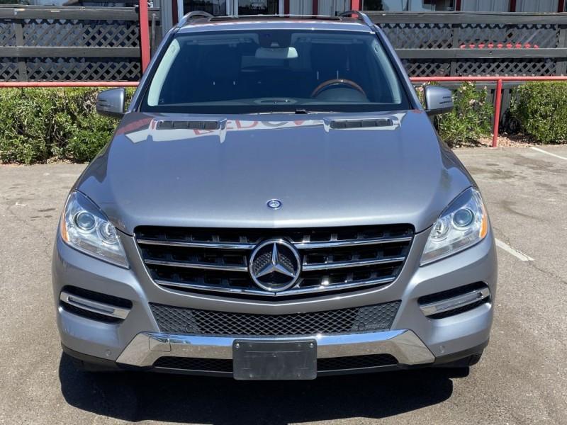 Mercedes-Benz M-Class 2012 price $17,495