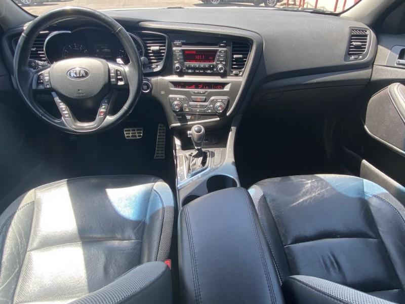 Kia Optima 2013 price $10,750