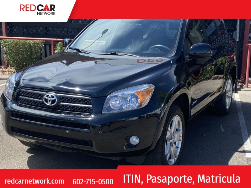 Toyota RAV4 2008 price $8,495