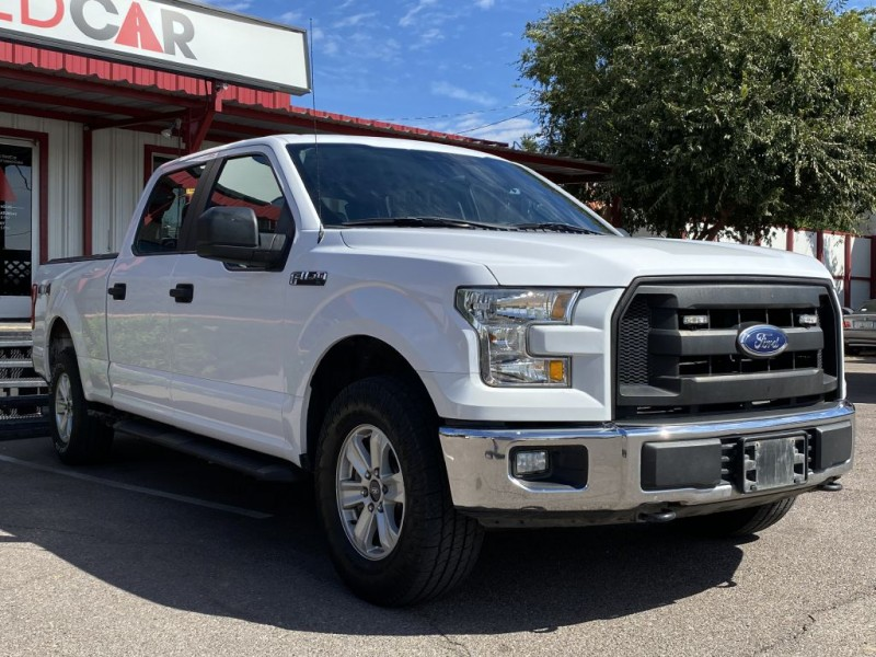 Ford F-150 2016 price $21,475
