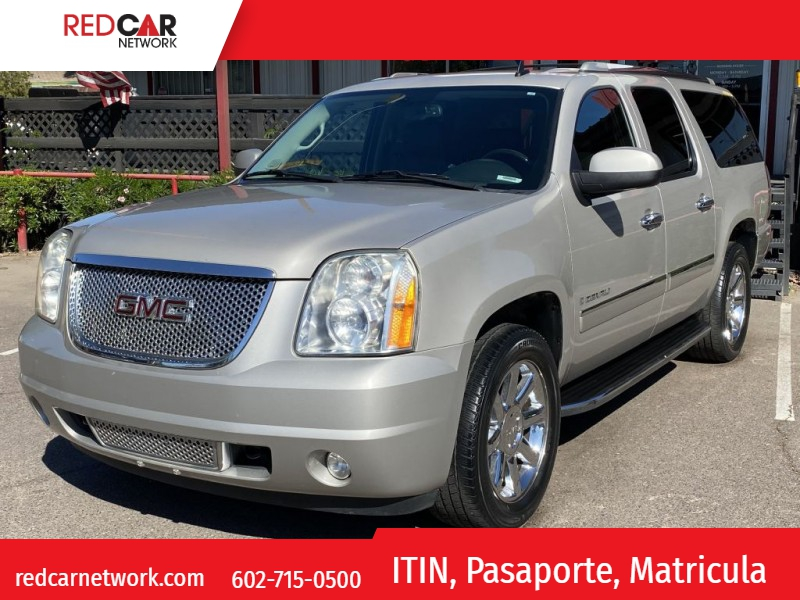 GMC Yukon XL Denali 2009 price $15,975