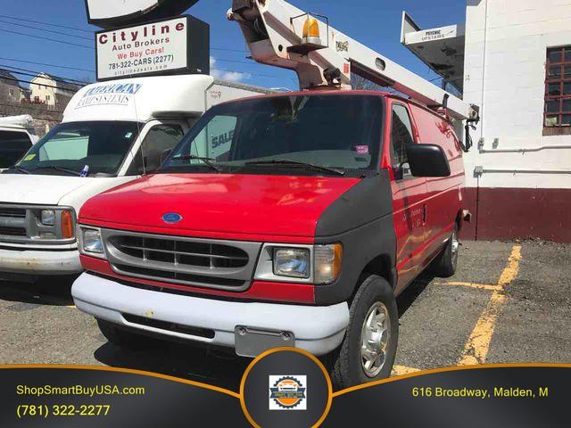 Ford Econoline E350 Cargo 1997 price $7,950