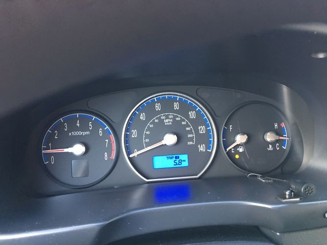 Hyundai Santa Fe 2008 price $5,450