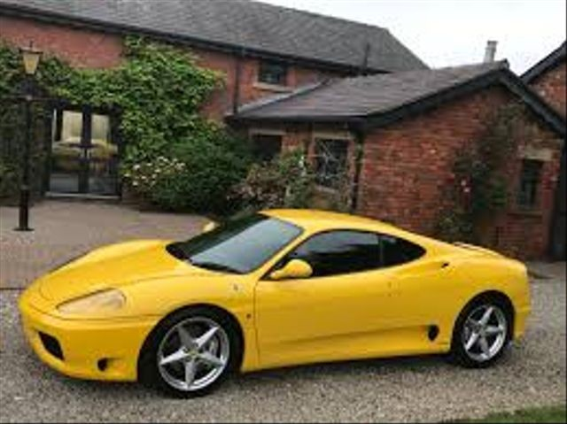 Ferrari 360 Modena 1999 price $69,900