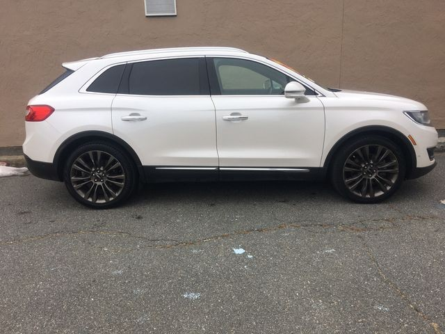 Lincoln MKX 2016 price $15,950