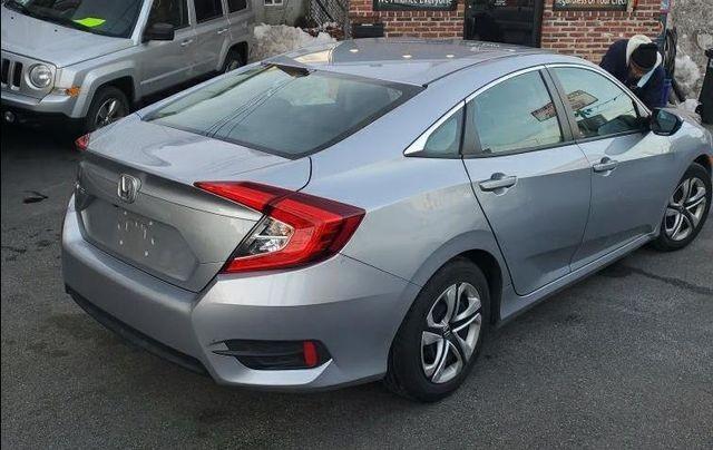 Honda Civic 2018 price $16,950