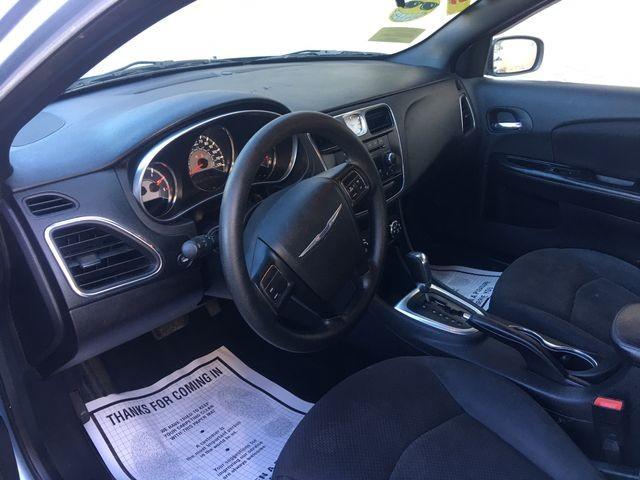 Chrysler 200 2014 price $6,450