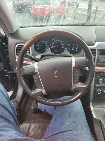 Lincoln MKZ 2011 price $8,950