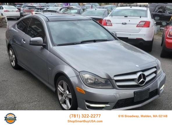 Mercedes-Benz C-Class 2012 price $11,450