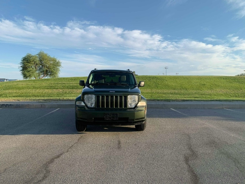 Jeep Liberty 2008 price $7,850