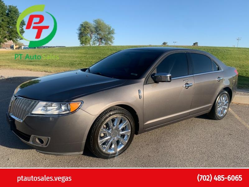 Lincoln MKZ 2011 price $5,950