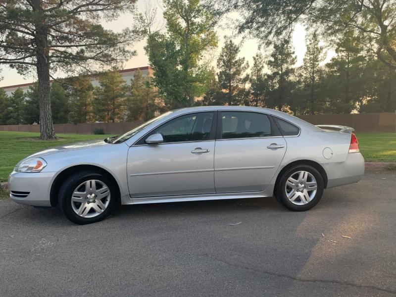 Chevrolet Impala 2012 price $6,650