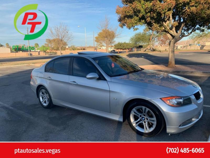 BMW 3-Series 2008 price $6,850