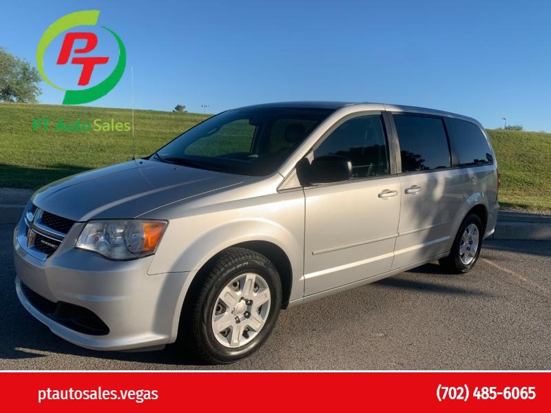 Dodge Grand Caravan 2012 price $6,950