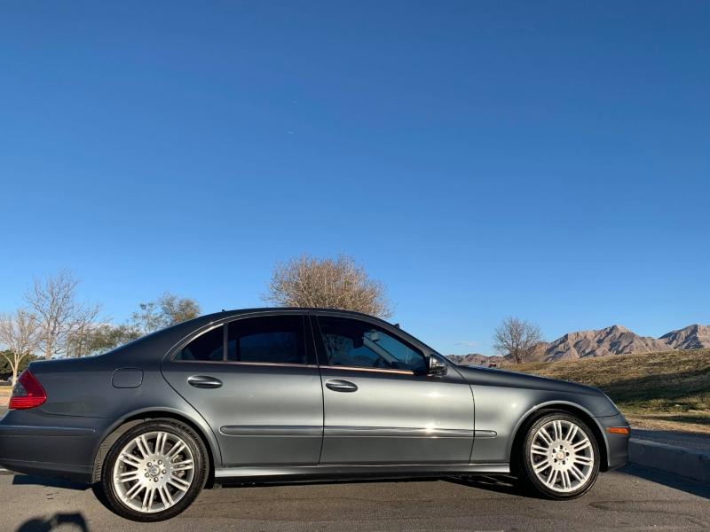 Mercedes-Benz E-Class 2008 price $6,850