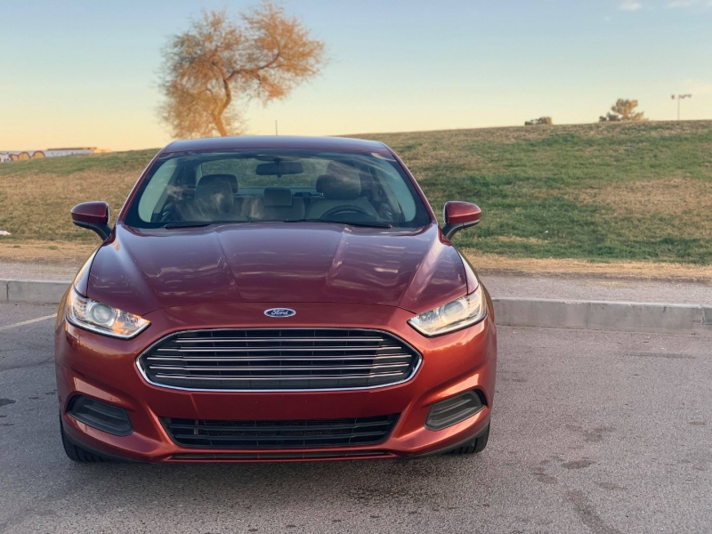 Ford Fusion 2014 price $7,950 Cash