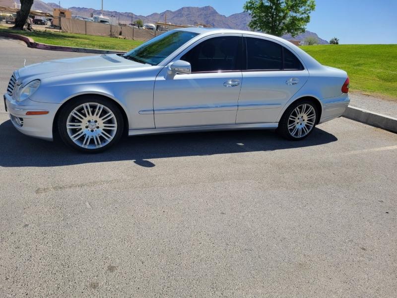 Mercedes-Benz E-Class 2007 price $7,750