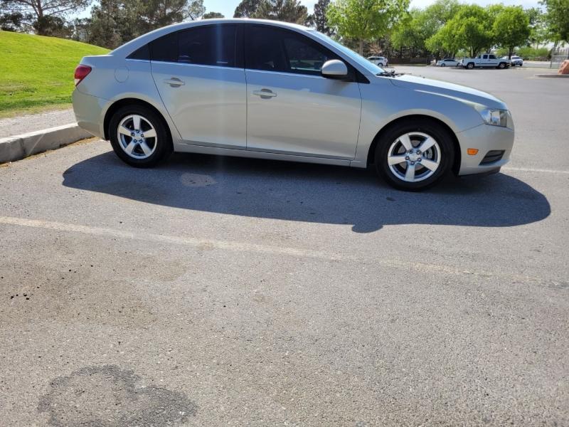 Chevrolet Cruze 2013 price $7,750