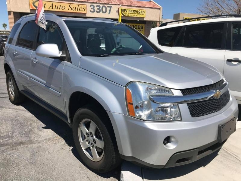 Chevrolet Equinox 2009 price $6,950