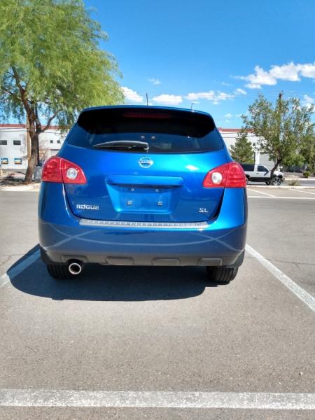 Nissan Rogue 2009 price $7,750