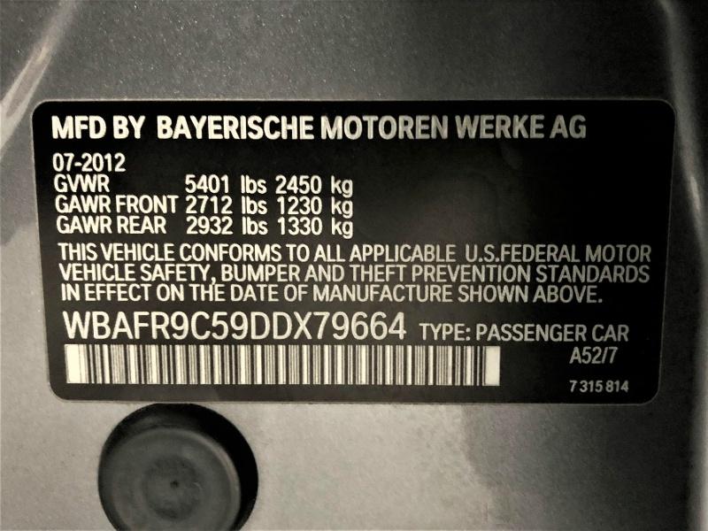 BMW 5-Series 2013 price $15,995