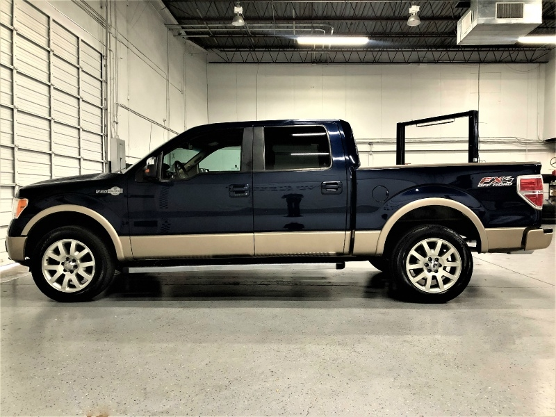 Ford F-150 2012 price $17,895
