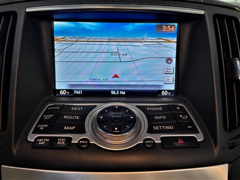 Infiniti G37 Convertible 2010 price $13,795