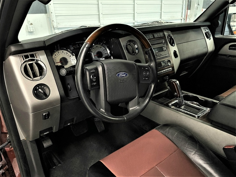 Ford Expedition EL 2008 price $8,495