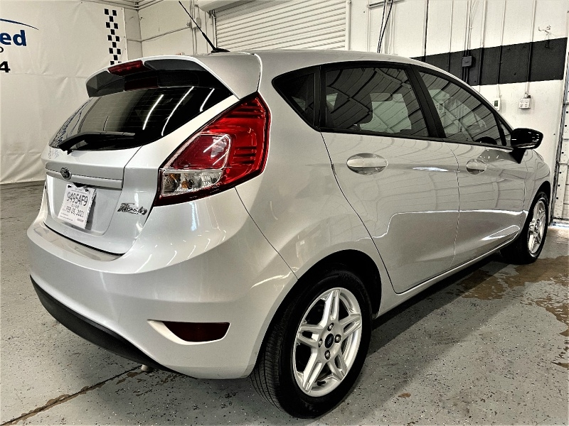 Ford Fiesta 2019 price $10,495