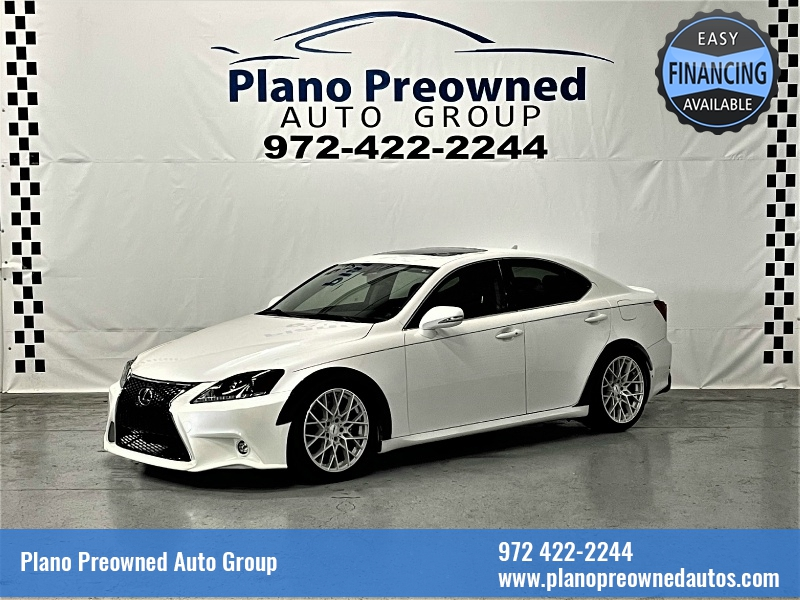 Lexus IS 350 2011 price $15,395