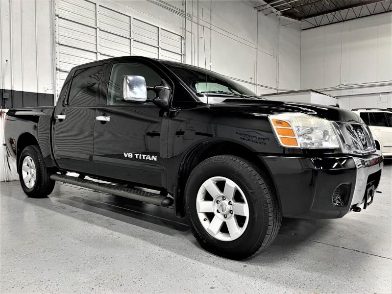 Nissan Titan 2007 price $13,995