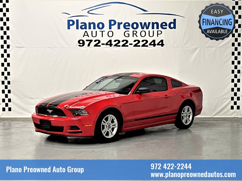 Ford Mustang 2014 price $14,695