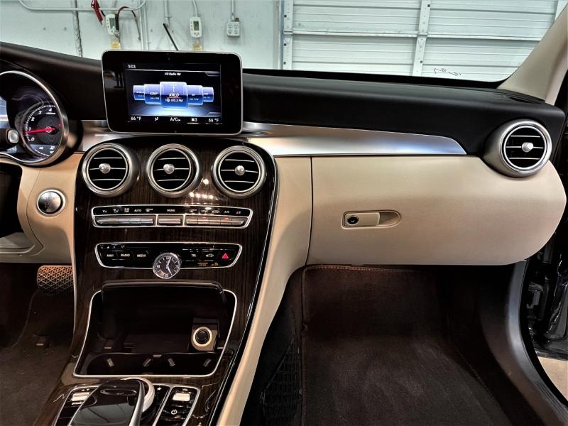 Mercedes-Benz C-Class 2016 price $19,795